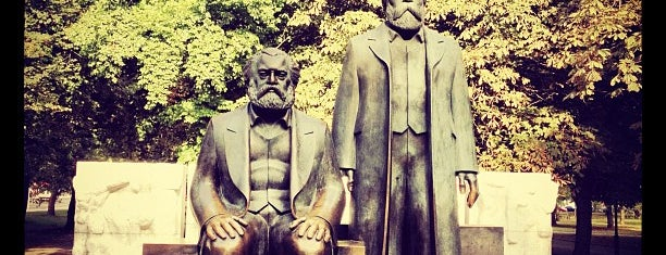 Marx-Engels-Forum is one of Socialist Art and Architecture in East Berlin.