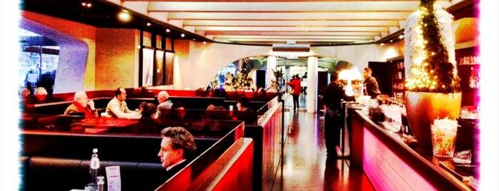 Grand Café De La Gare is one of Anissa Lenna'nın Beğendiği Mekanlar.