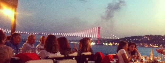 Del Mare is one of Istanbul's Best Mediterranean - 2013.