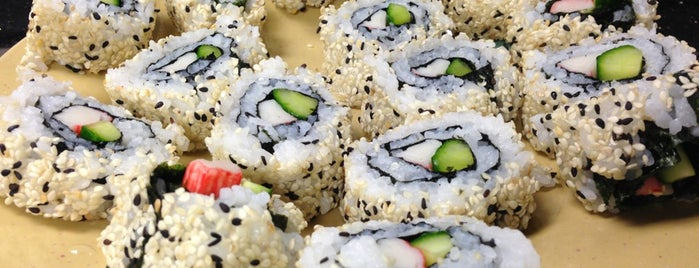 Oishii Sushi is one of Minu Tallinn.