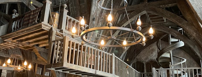 Three Broomsticks is one of Justinさんの保存済みスポット.