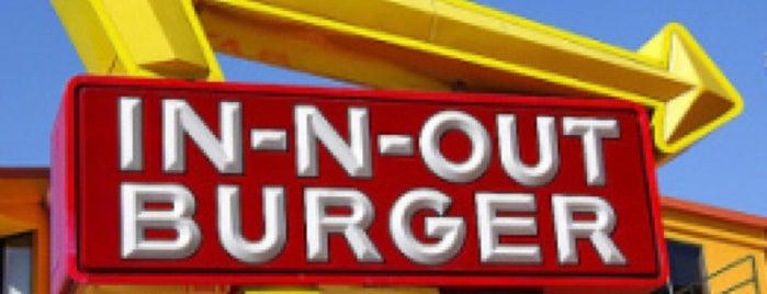In-N-Out Burger is one of Luisa 님이 좋아한 장소.
