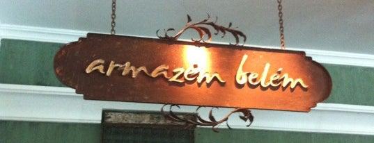 Armazém Belém is one of Belém - Turistão Bonzão.