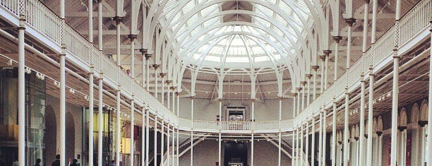 National Museum of Scotland is one of Edinburgh to do.