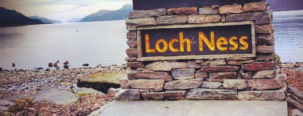Loch Ness is one of İngiltere.