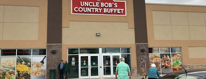 Uncle Bob's Country Buffet is one of Post-covid buffets to go to.