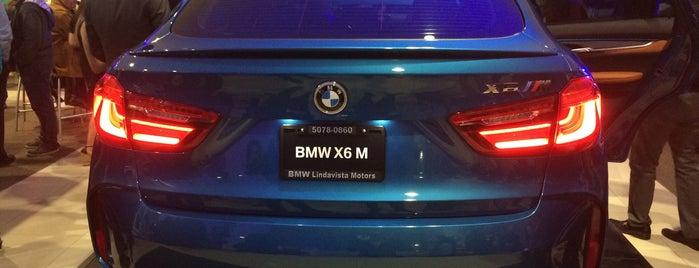 BMW Lindavista Motors is one of Posti che sono piaciuti a Katia.