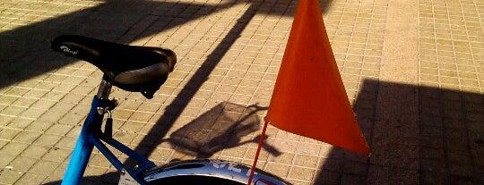 Bicicletas Públicas Providencia is one of Bicicletas Públicas de Providencia.