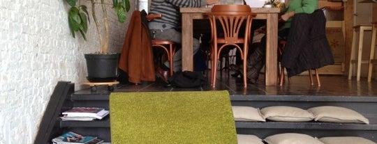 Viggo's Specialty Coffee is one of Belgium Coffeebars.