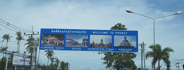 Phuket is one of Trips / Thailand.