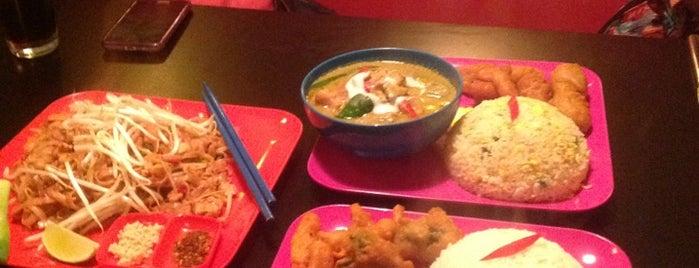 Bangkok Cafe is one of Cardiff.