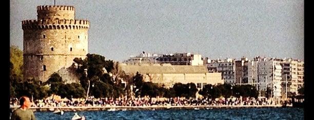 Παλιά Παραλία Θεσσαλονίκης is one of Thessaloniki.
