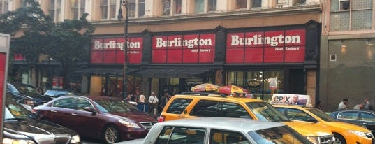 Burlington is one of NYC | Lojas.