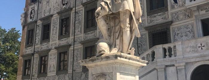 Piazza dei Cavalieri is one of Locais curtidos por Ish.