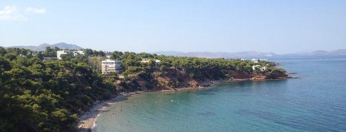 Kokkino Limanaki is one of Δε Γκρειτ Αουτντορς.