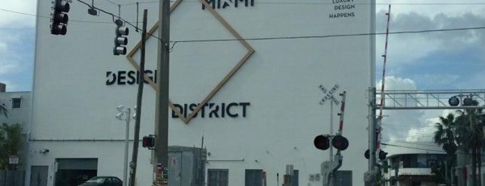 Miami Design District is one of Miami Lifestyle Guide.
