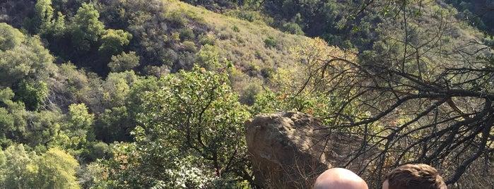 Rattlesnake Canyon is one of Santa Barbara.