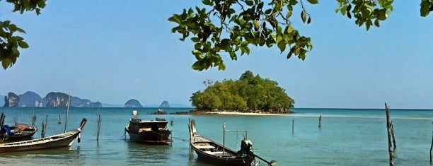 Koh Yao Noi is one of plages.