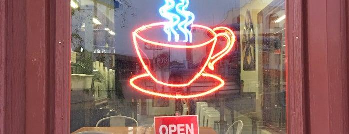 Epiphany Espresso is one of I-40 Coffee Trail.