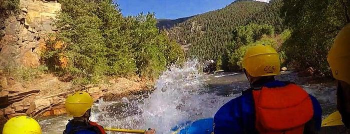 Clear Creek Rafting is one of Denver.