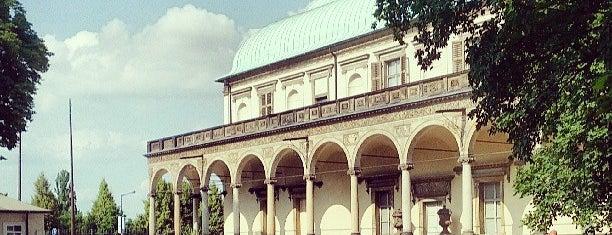 Belveder | Královský letohrádek | Letohrádek královny Anny is one of Prag.