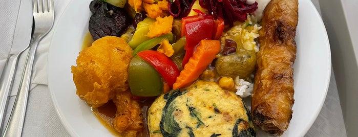 Loving Hut is one of Vegan Prague.