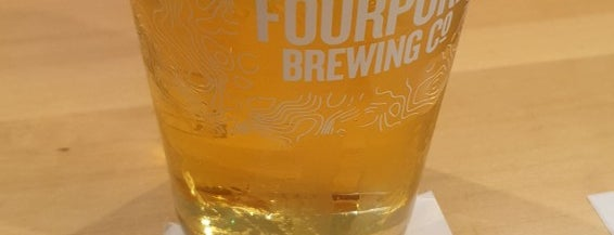 Fourpure Brewing Co. is one of London - Dec 2019.