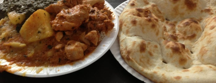 Pakistan Tea House is one of 222 Broadway Lunch Spots.