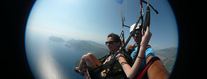 Sky Sports Paragliding is one of South Shore Of Turkey.