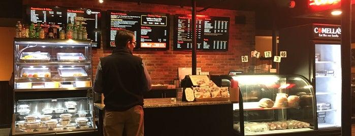 Comella's Restaurant is one of Posti che sono piaciuti a Eric.
