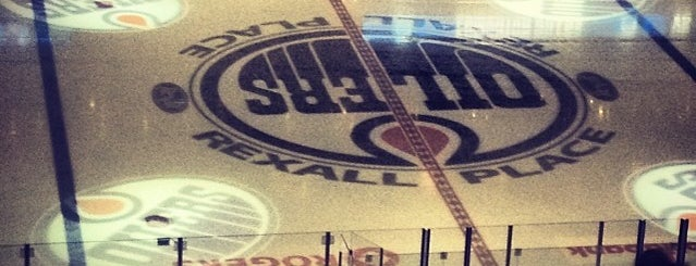Northlands Coliseum is one of NHL~2014 Venues....