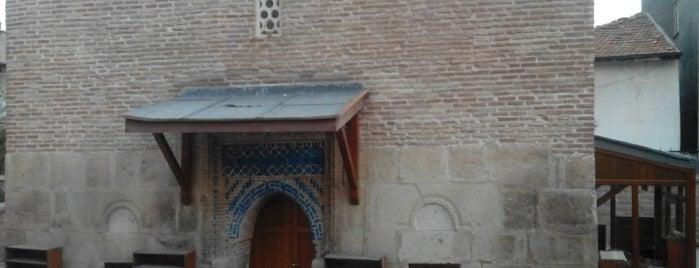 Şekerfuruş Camii is one of Konya Meram Mescit ve Camileri.
