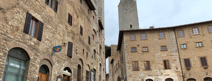 San Gimignano is one of EUROPE.