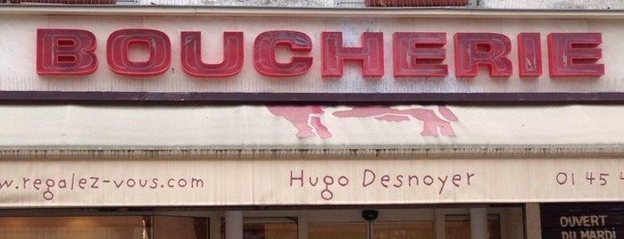 Hugo Desnoyer is one of Paris - best spots! - Peter's Fav's.