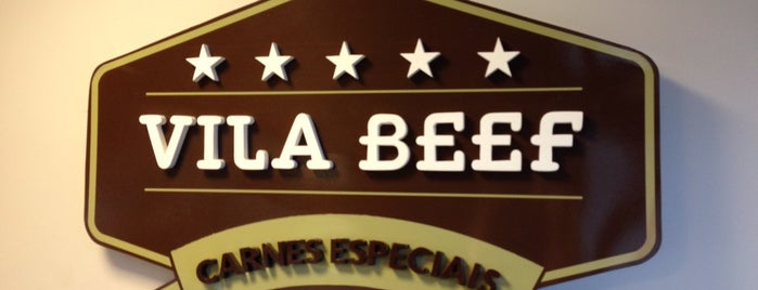 Vila Beef is one of Locais curtidos por Ramon.