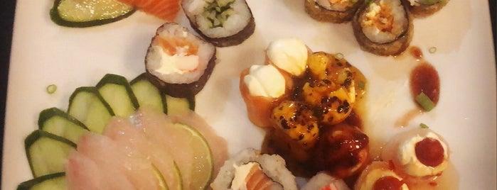Rakkan Restaurante e Sushibar is one of GOIANIA.