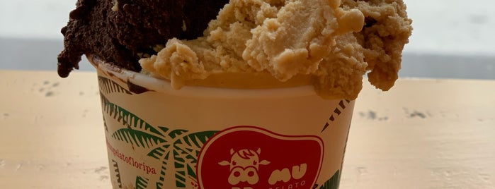 Mu Gelato is one of Mariana 님이 좋아한 장소.