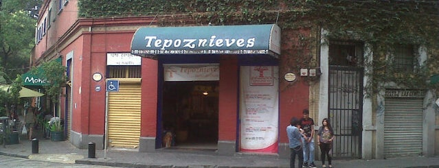Tepoznieves is one of Mexico City.