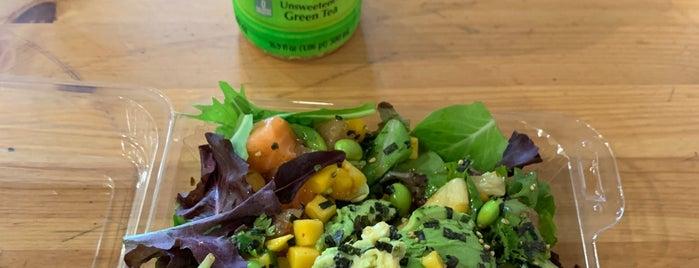 Poke Salad Bar is one of Posti che sono piaciuti a Bongo.