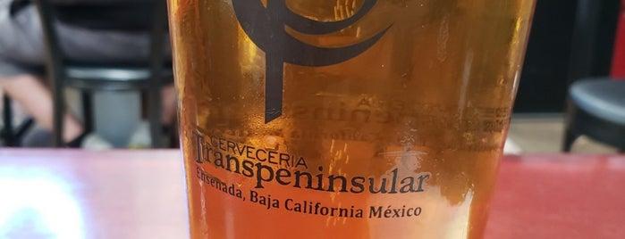 Cervecería Transpeninsular is one of VIAJES 2.