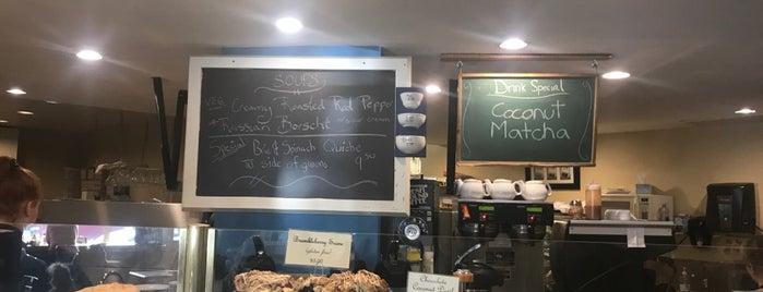 Brambles Cafe Merritt is one of Gespeicherte Orte von Eric.