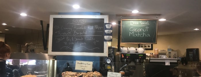 Brambles Cafe Merritt is one of Posti salvati di Eric.