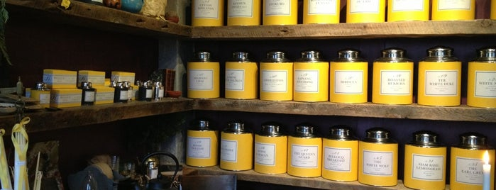Bellocq is one of New York for Tea Lovers.