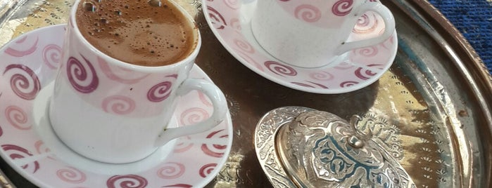 Aziz Ustadan Odun Ateşinde Çay Diyarı is one of İzmir.