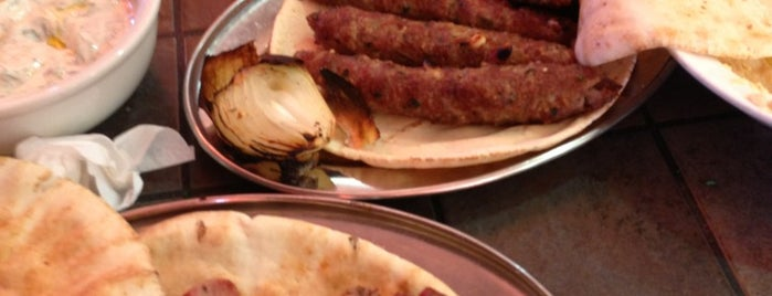 The Great Amman Restaurant is one of Levent 님이 저장한 장소.