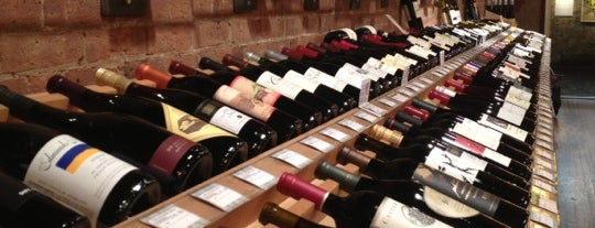 Chelsea Wine Vault is one of Whitney Member Discounts.