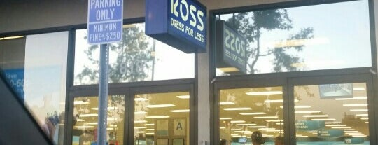 Ross Dress for Less is one of Posti che sono piaciuti a DFB.