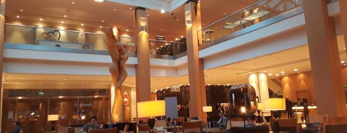 Hilton Vienna is one of Ralf 님이 좋아한 장소.