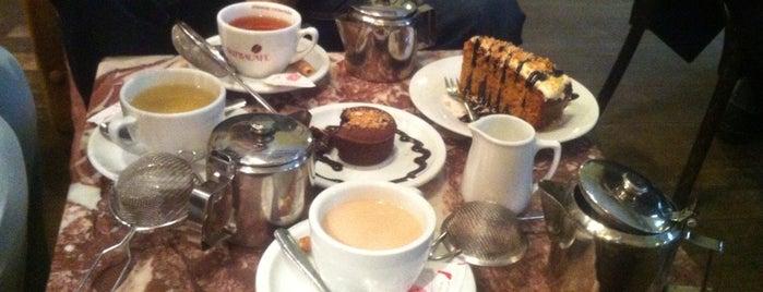 La Paca Café Bar is one of Desayunos, Brunch y Meriendas en Madrid ☕️💗.