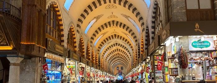 Grand Bazaar Kapali Carsi is one of Shopping turkey.